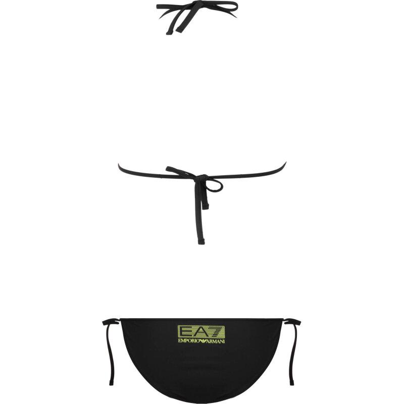 Bikini EA7 czarny