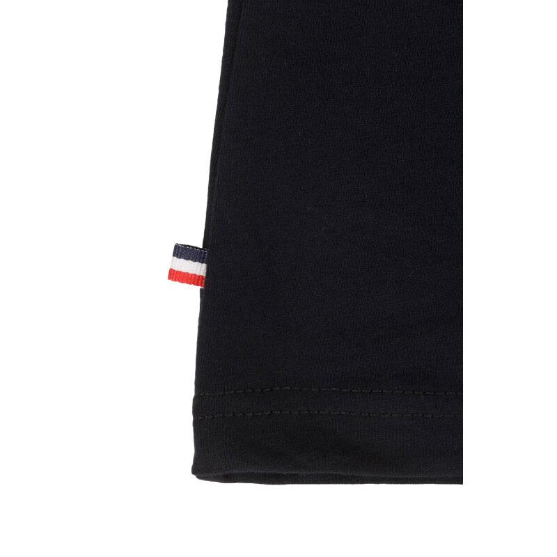 T-shirt THDM Basic VN Knit Hilfiger Denim czarny