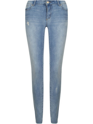 Armani Exchange Jeansy | Super skinny | Low rise