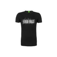 T-shirt Tee 1 Boss Green czarny
