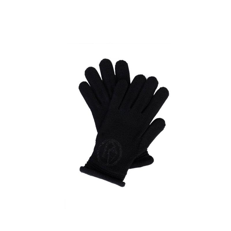 Rękawiczki Armani Jeans czarny