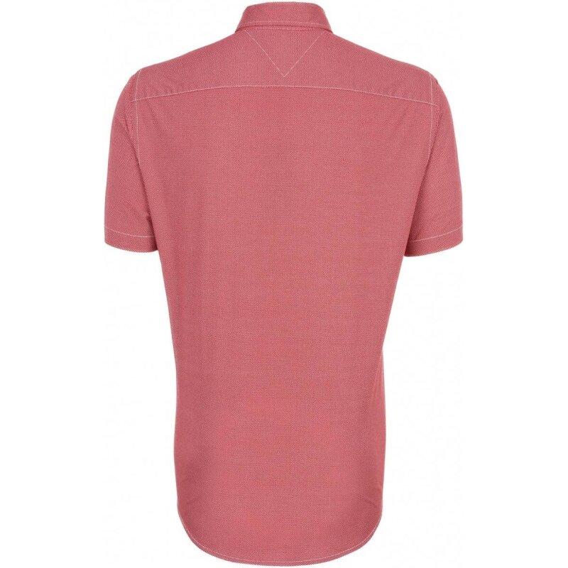 Koszula Dot Tommy Hilfiger czerwony