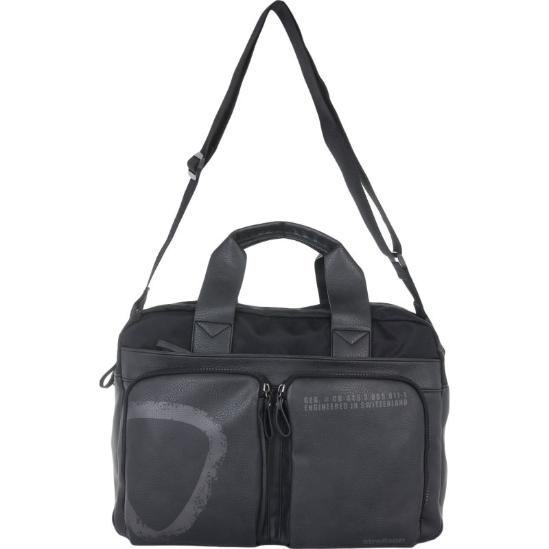 Business bag Strellson black
