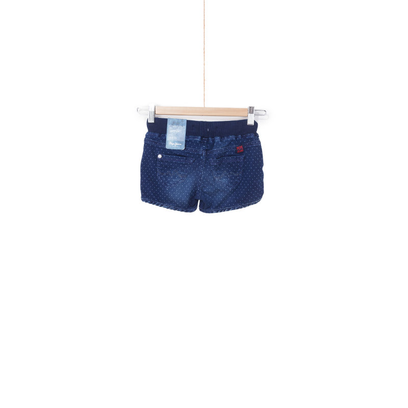 Gizel Shorts Pepe Jeans London navy blue