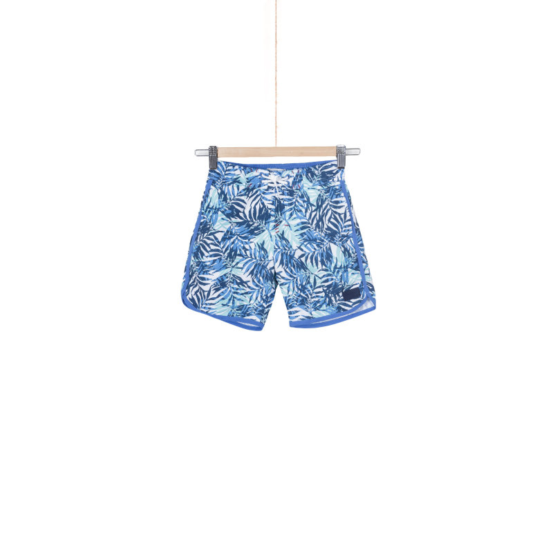 Szorty Kąpielowe Silver Pepe Jeans London niebieski