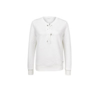 CLOUDS JACQUARD sweatshirt Guess Jeans white