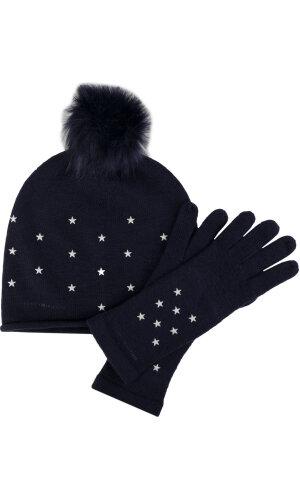 Tommy Hilfiger Beanie + Stars gloves