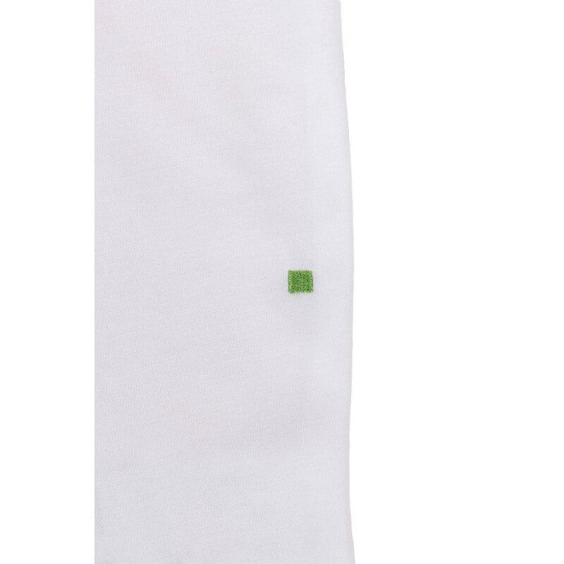 T-shirt Tee 1 Boss Green biały