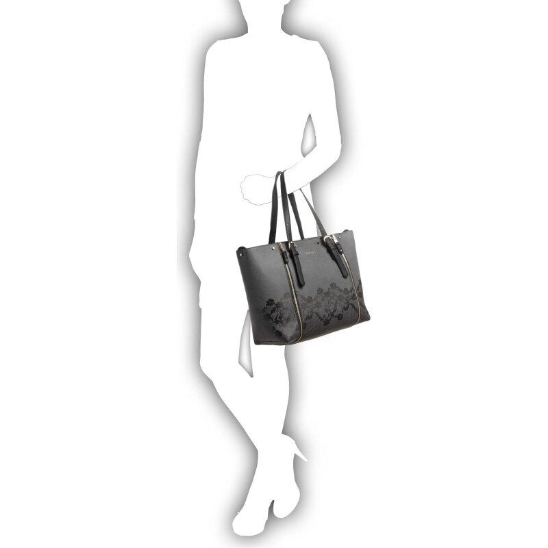 Dwustronna Shopperka Liu Jo szary