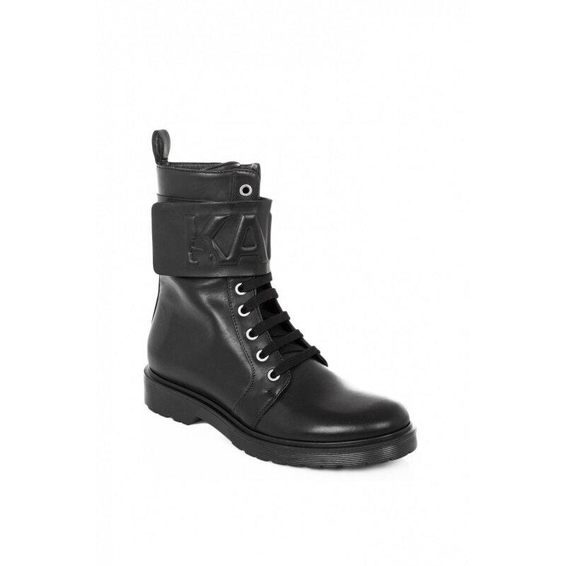 Boots Karl Lagerfeld black