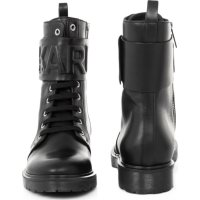 Buty Motocyklowe Karl Lagerfeld czarny