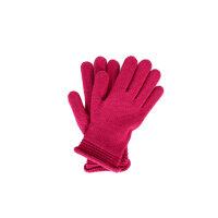 Rękawiczki Armani Jeans różowy