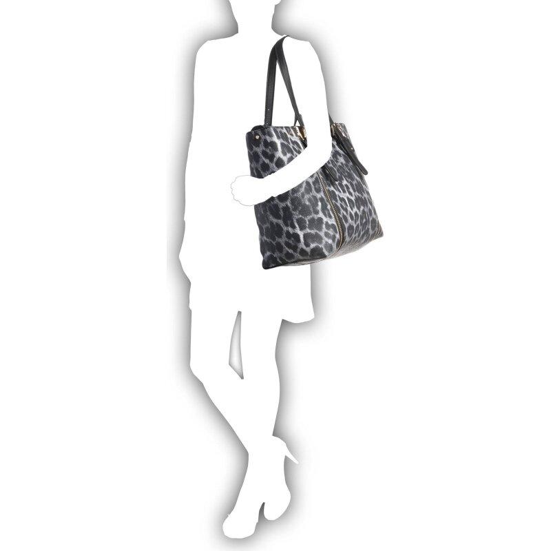 Dwustronna Shopperka Aro Liu Jo czarny