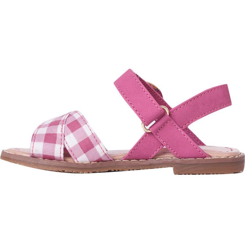Sandały Asha 2C Tommy Hilfiger różowy