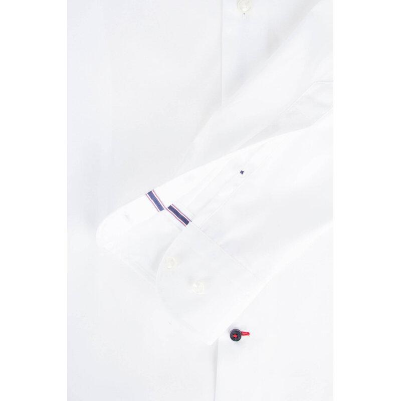 Cotton Poplin shirt Tommy Hilfiger Tailored white