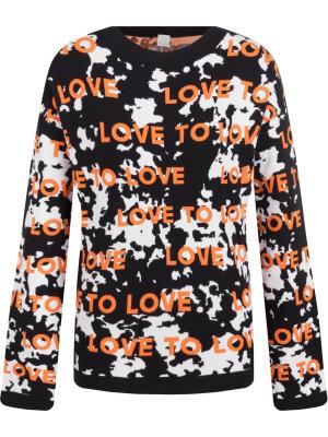 Boss Orange Sweater Iskyla | Loose fit