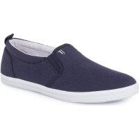 Slip Ons Trussardi Jeans navy blue