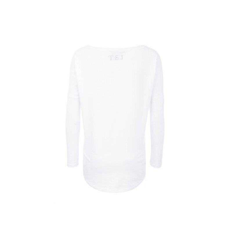Bluzka Twin-Set Jeans biały