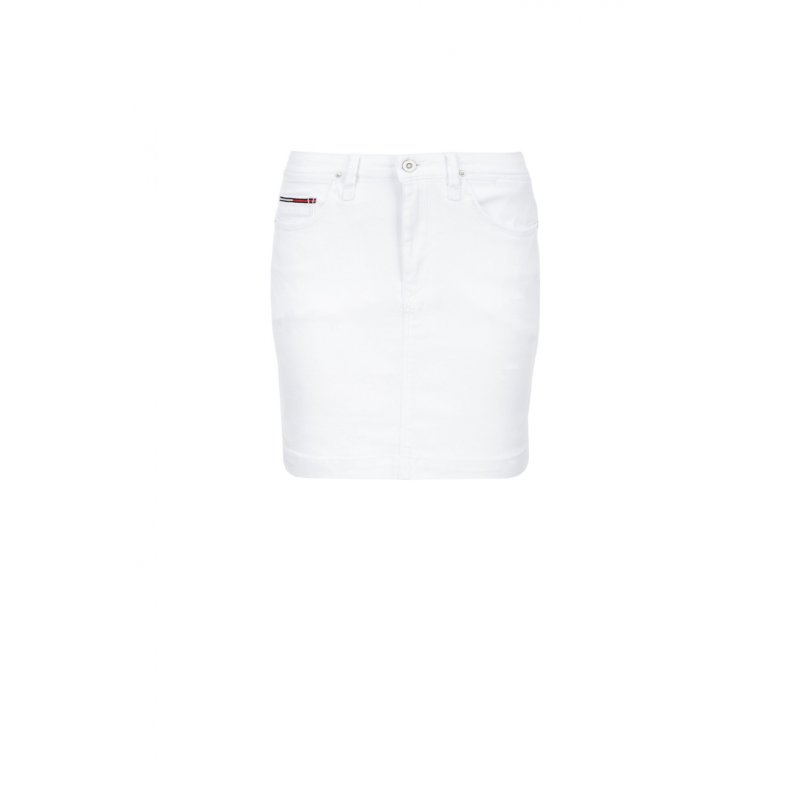 Naomi skirt Hilfiger Denim white