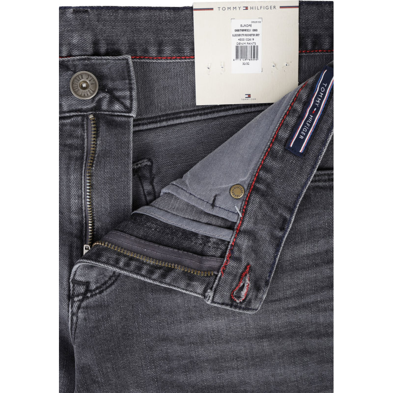 Bleecker Jeans Tommy Hilfiger charcoal