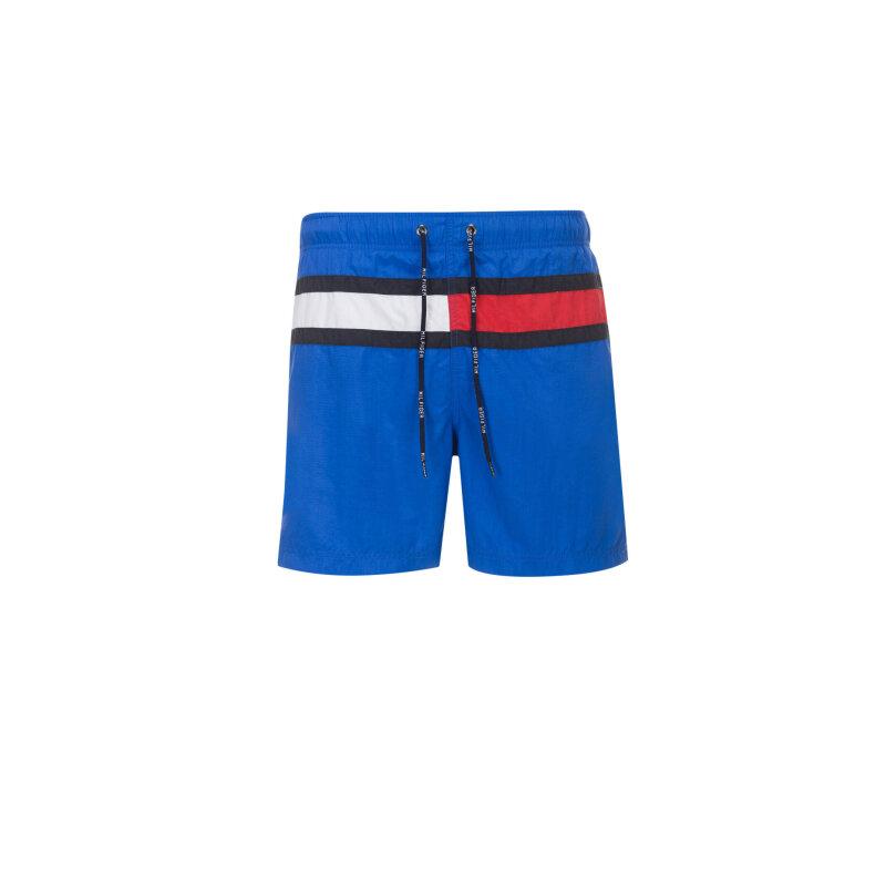Szorty kąpielowe Flag trunk Tommy Hilfiger niebieski