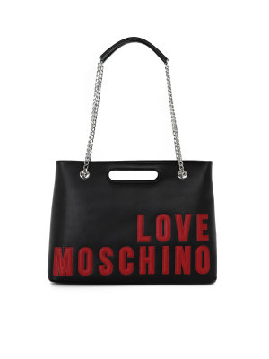 Love Moschino Shopperka LOVE MOSCHINO EMBOSSMENT