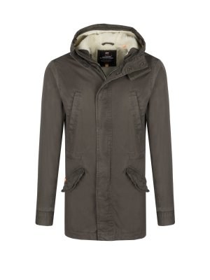 Superdry Parka Winter Rookie military
