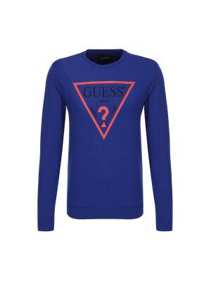 Guess Jeans Bluza Mason CN LS