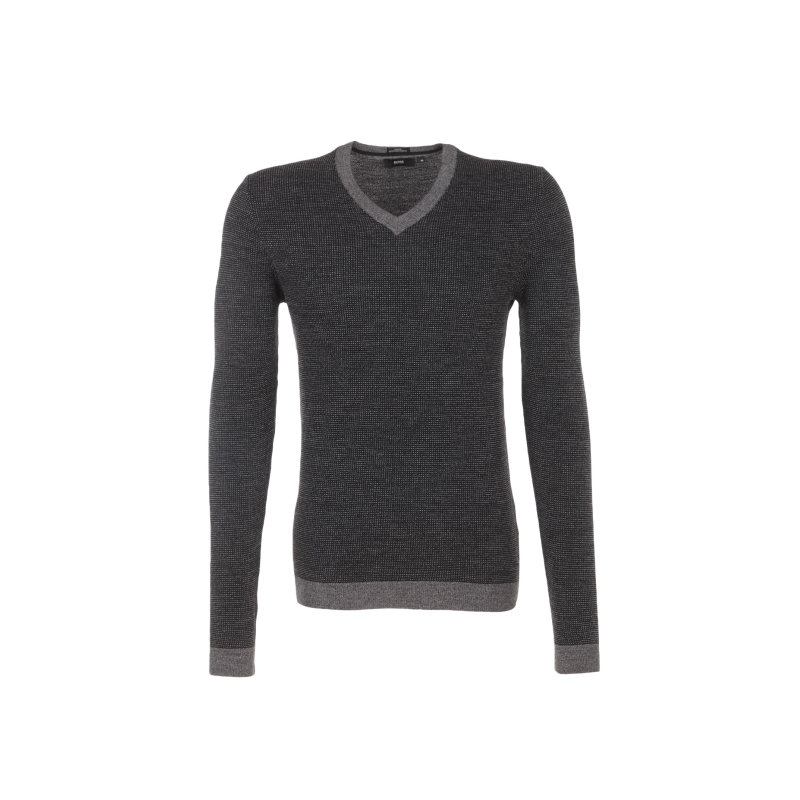 Babino Sweater Boss charcoal