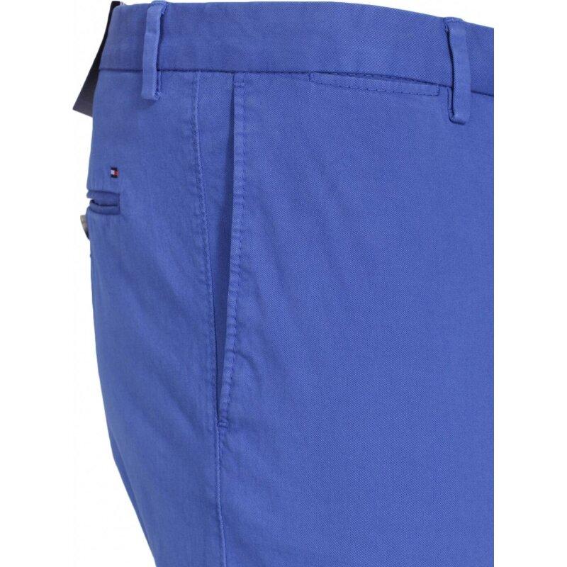 Spodnie Chino William-W Tommy Hilfiger Tailored niebieski