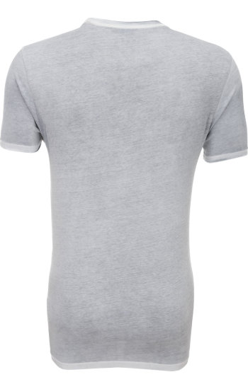 T-shirt Fly Guess Jeans popielaty