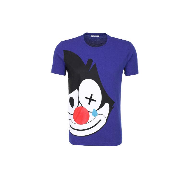 T-shirt Iceberg niebieski