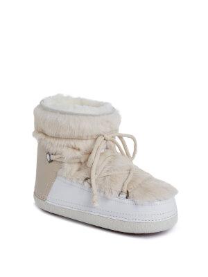 INUIKII Winter boots Rabbit Sandshell