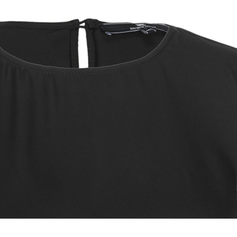 Bluzka Elisabetta Franchi czarny
