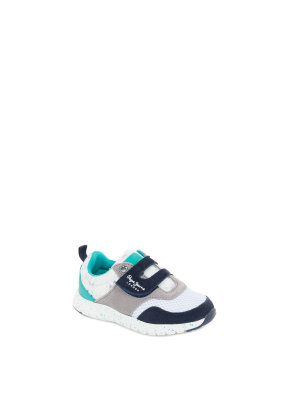 Pepe Jeans London Coven Velcro Sneakers