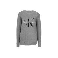 Bluza Crew Calvin Klein Jeans szary