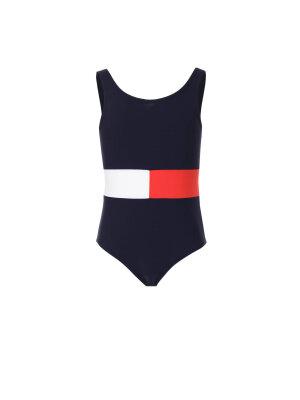 Tommy Hilfiger Strój kąpielowy Flag RWB