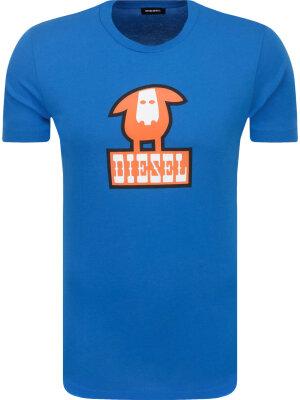 Diesel T-shirt t-diego ba | Regular Fit