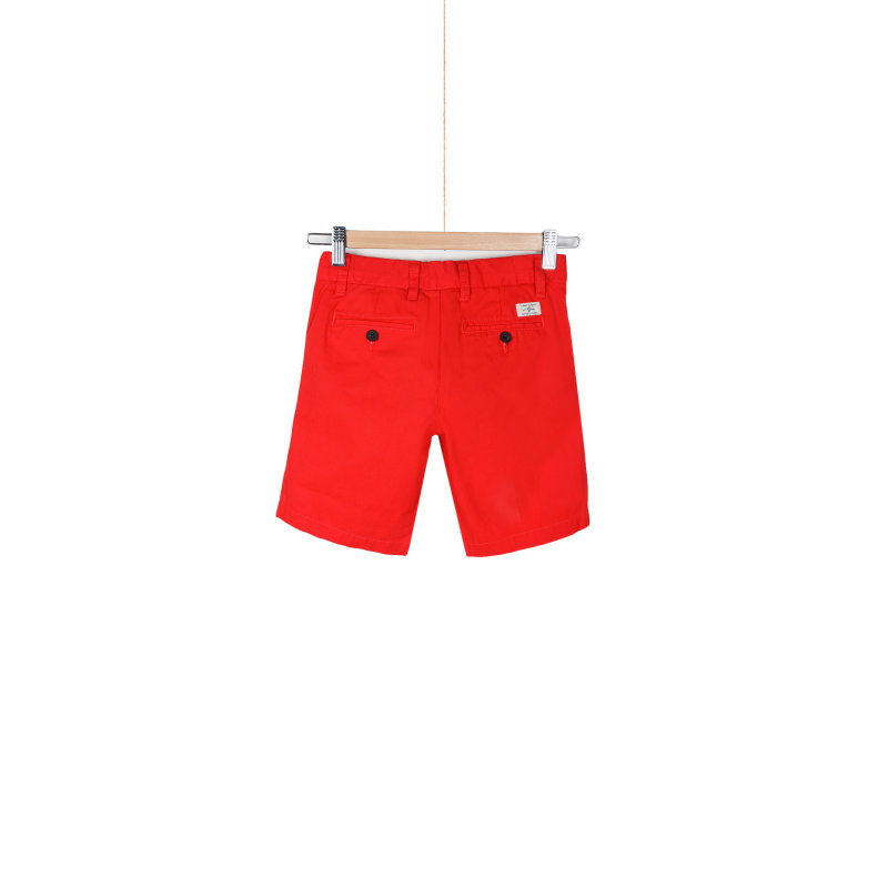 Mercer chino shorts Tommy Hilfiger red