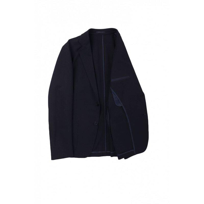 Blazer Armani Collezioni navy blue
