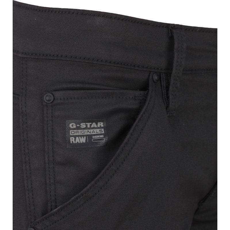5620 Custom pants G-Star Raw black