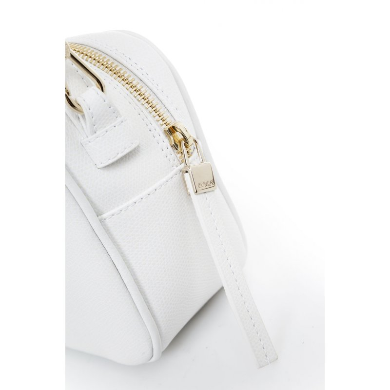 Yo-Yo Messenger bag Furla white