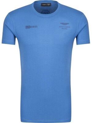 Hackett London T-shirt Aston martin racing | Slim Fit