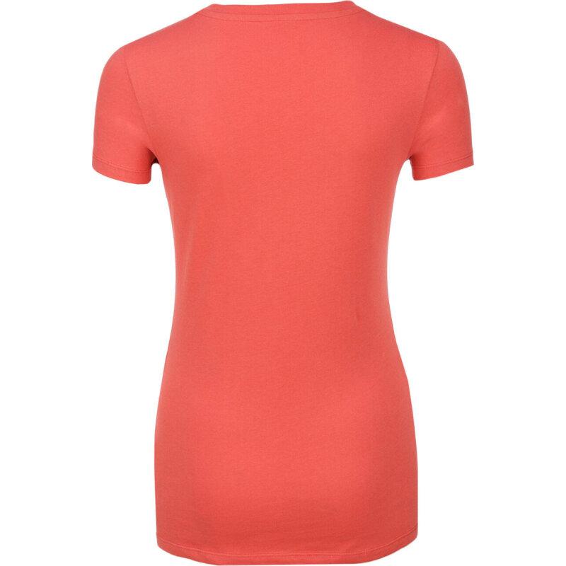 Piżama Lucile Tommy Hilfiger koralowy