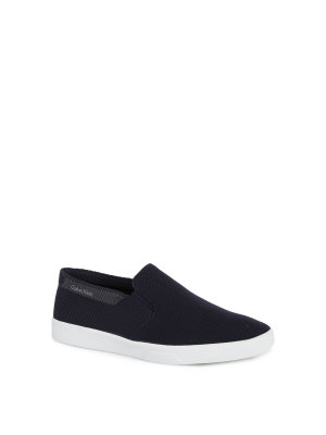 Calvin Klein Jeans On Ives 2 Knit Weave Slip-On Sneakers