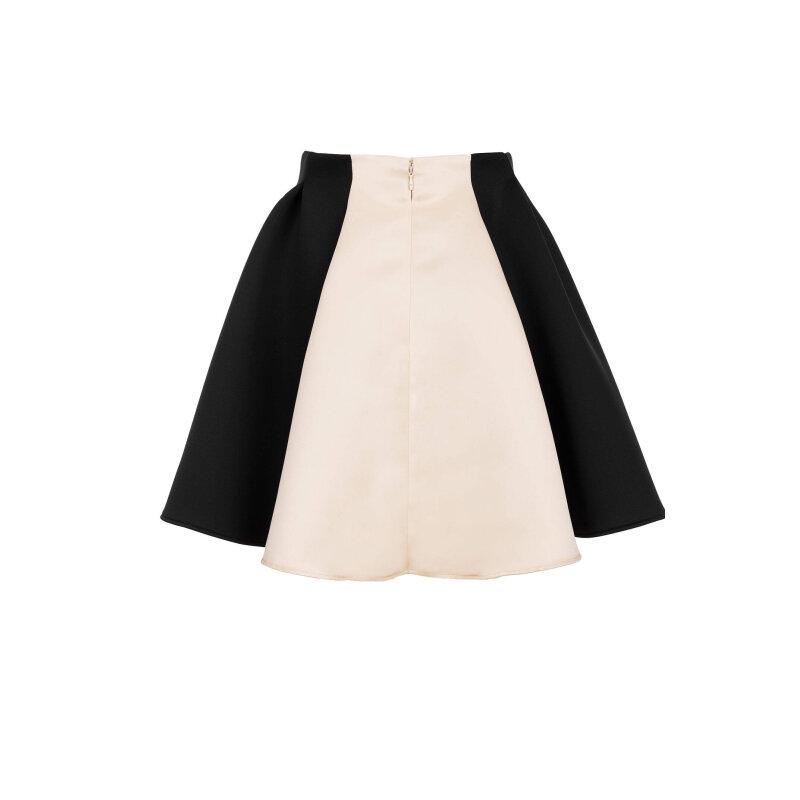 Spódnica Elisabetta Franchi beżowy
