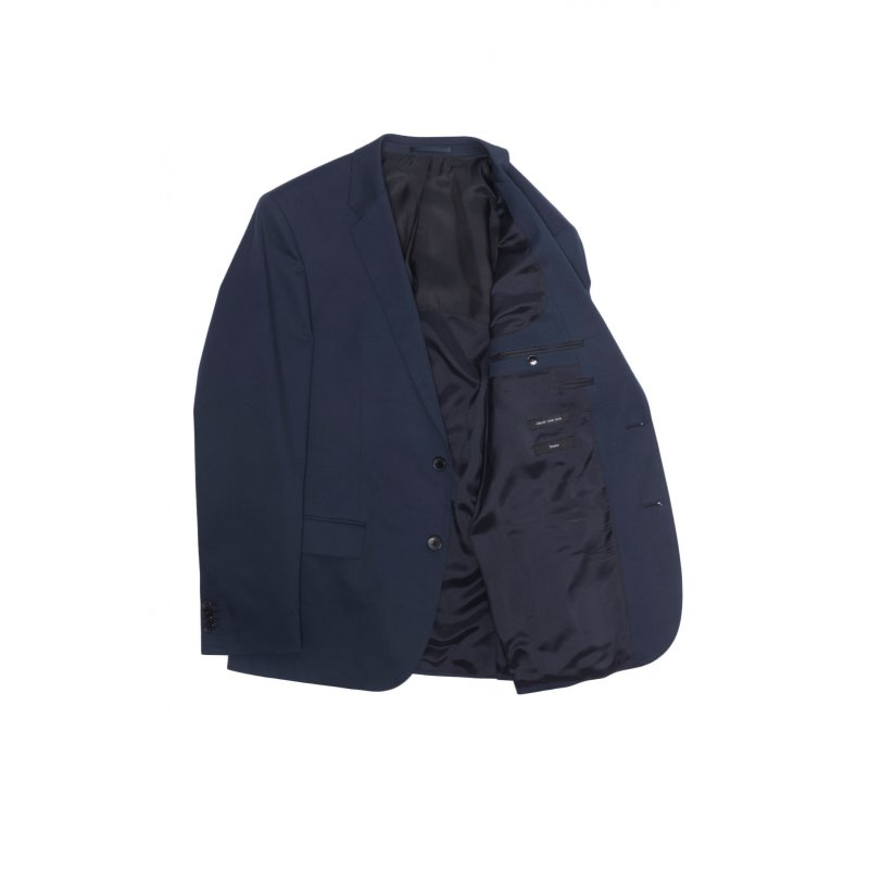 Hayes_Cyl Blazer Boss navy blue