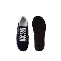 Sneakersy Trussardi Jeans granatowy