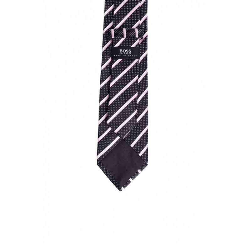Krawat Boss czarny