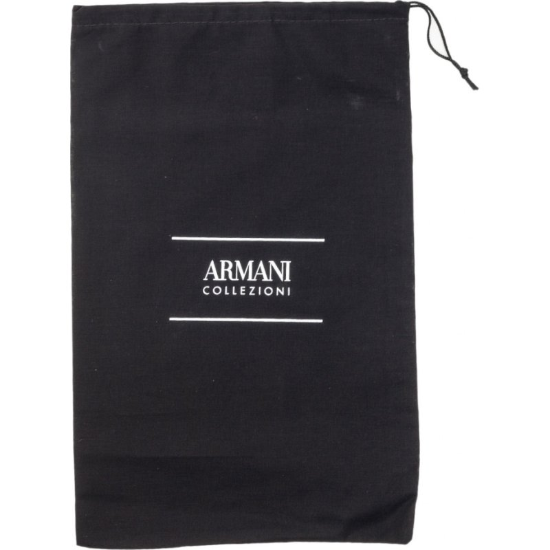 Listonoszka Armani Collezioni czarny